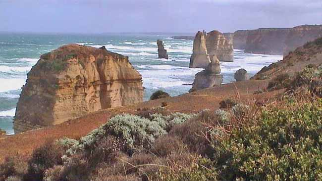 Great Ocean Road (Twelve Apostel)